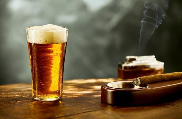 IPA and cigars